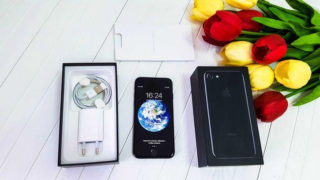 Продам Iphone 7 Black 32 Gb официальная EAC версия. Гарантия