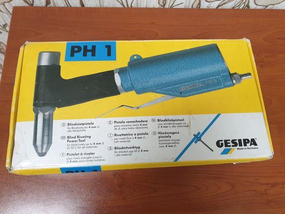 Пневматична нитачка GESIPA PH 1