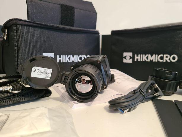 Atasament Termoviziune / Monocular Clip-on HIKMICRO THUNDER TH35C