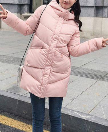 Дълги зимни якета