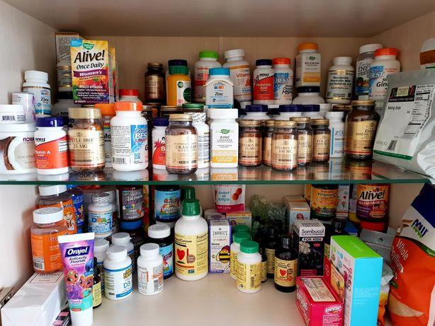 Витамины с iherb