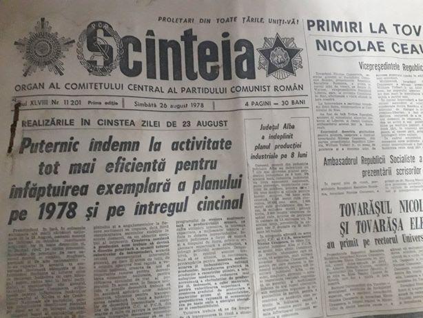 Ziar SCanteia 1978