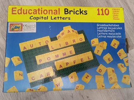 joc educativ cu litere