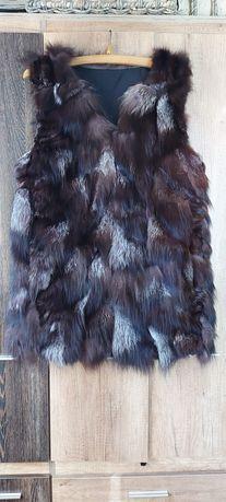 Елек естествен косъм от лисица