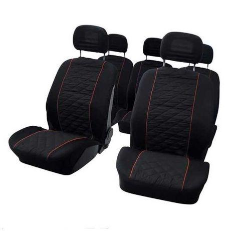 Set huse scaune auto VW Sharan,touran,galaxy pentru 5 scaune separate