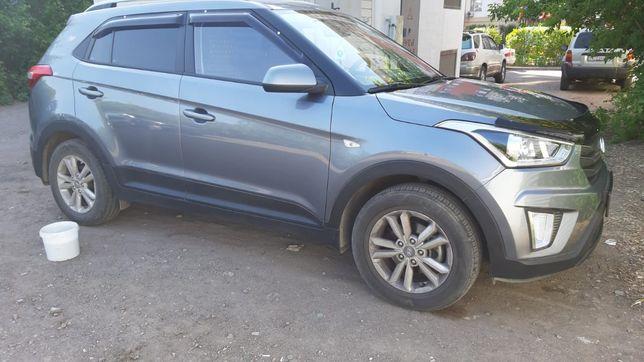 Продам Hyundai CRETA