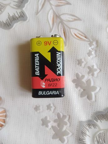 стара батерия Никопол