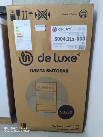 Delux электроплита