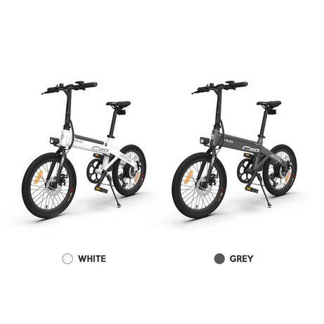 Электровелосипед Xiaomi HIMO C20 Белый и серый