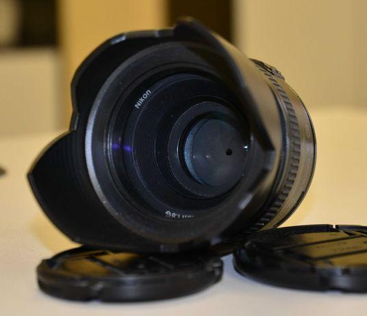 Объектив Nikon AF-S Nikkor 50mm 1:1.8G SWM Aspherical