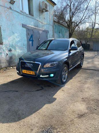 Audi Q5 растаможен в казахстане