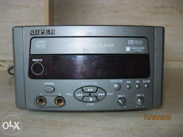 Video CD/CD Player + видео дискове