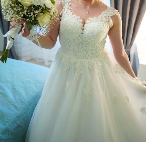 Булчинска рокля 350лв