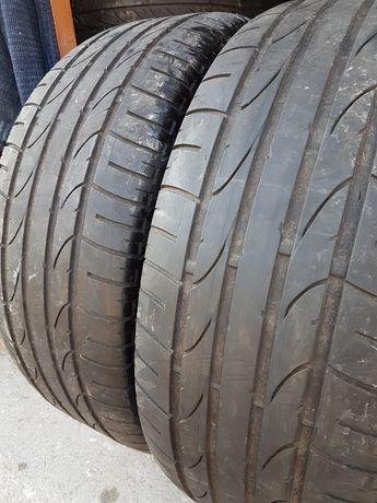 2 бр. летни гуми 235/55/17 Bridgestone DOT 2912 4 mm