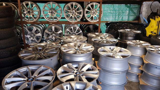 Jante originale pentru Audi, Bmw, Volkswagen, Ford, Mercedes, Skoda