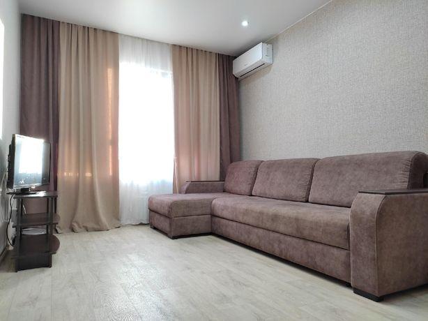 Двухкомнатная квартира в аренду