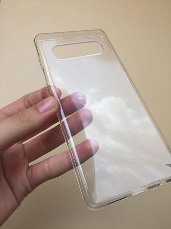 Силиконов гръб / кейс / калъф за Samsung galaxy S10 Plus +