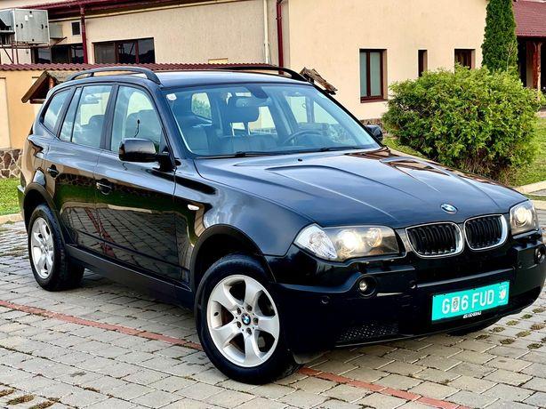((Vandut)) BMW X3 2006 Euro 4  2.0D  150 CP IMPECABIL