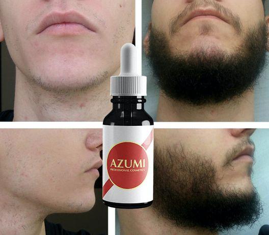 Эффект! средство AZUMI для бороды