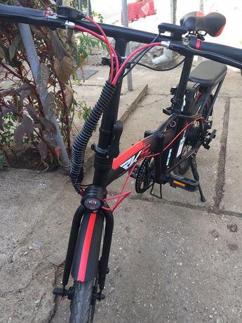 Bicicleta electrica RKS