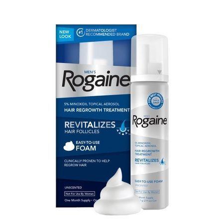 Spuma Rogaine impotriva Caderii Parului Minoxidil 5% Tratament 1 luna