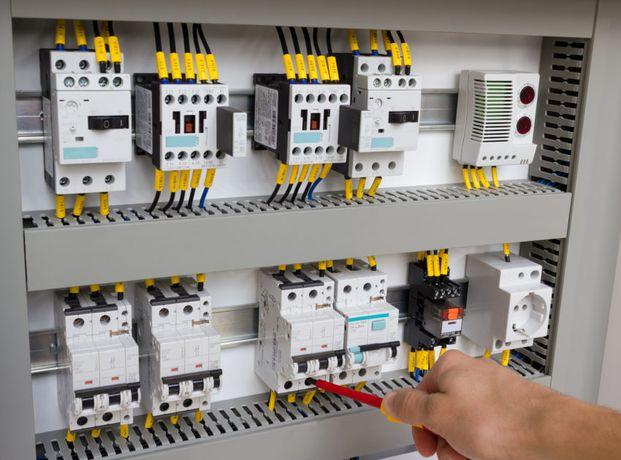 Execut instalații electrice, sisteme de incendiu și centrale electrice