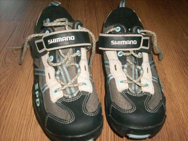 Adidasi ciclism Shimano MTB Touring SH-WM41 marimea 40