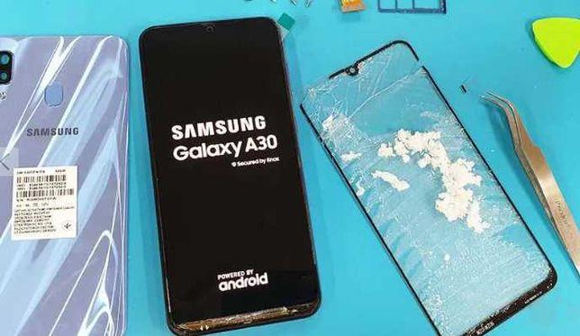 Inlocuire Sticla Samsung A30 A40 A50 A51 A70 A71 A5 J6 A6 A8 A7 S6 S7