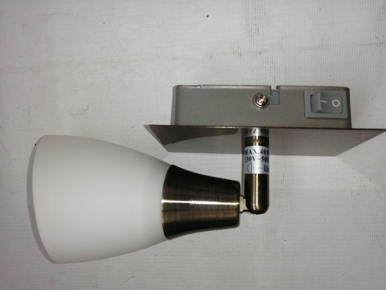 Бра светильник настенная
