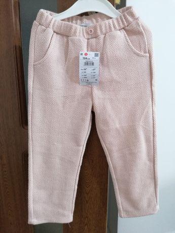 Pantaloni reserved noi 3-4 ani