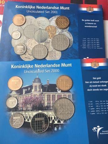 Seturi monetarie Anglia si Olanda 1998-2010