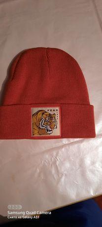 Новая шапка (тёплая)