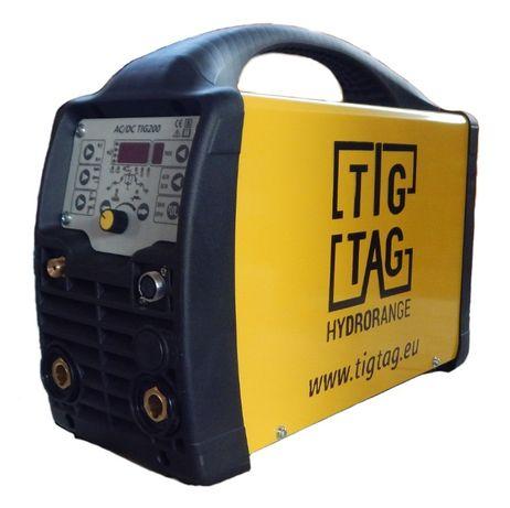 Аргонов апарат TIG200Small AC/DC с допълнителна функция електрожен