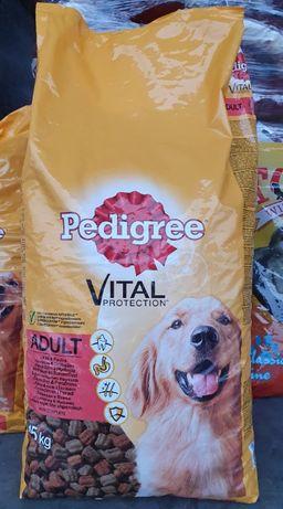 Pedigree Adult Vital Protection hrana uscata caine 15kg