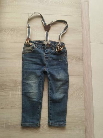 Blugi Zara marimea 92