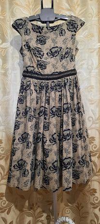 Красивое турецкое платье