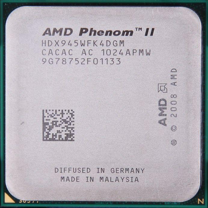 AMD Phenom II X4 945 /3.0GHz/