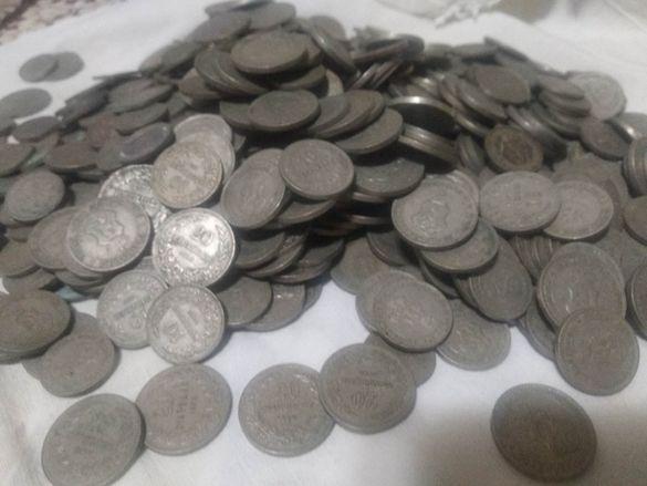 Стари Български монети 1888:1906:1912:1913