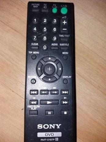 telecomanda dvd Sony rmt-d187p
