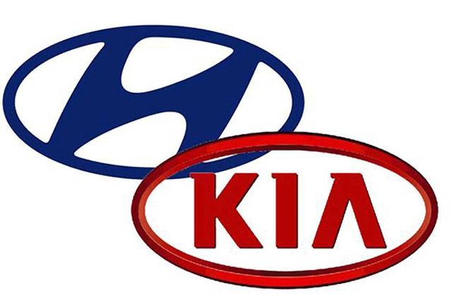 замена амортизаторов Kia, Hyundai (Кия, Хундай)