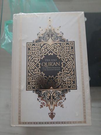 Coranul în limba germană, nouă!!