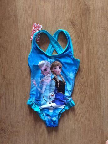 costum baie Frozen Elsa Anna fetita 6 - 8 ani