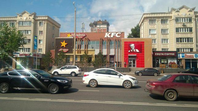 """Сдам посуточно, пр.Республики 7/1, район """"KFC"""", """"Джанибека Тархана"""