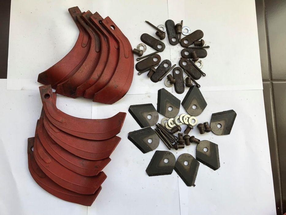 Cutite pentru freza si cutite pentru cositoare motocultor Falticeni - imagine 1