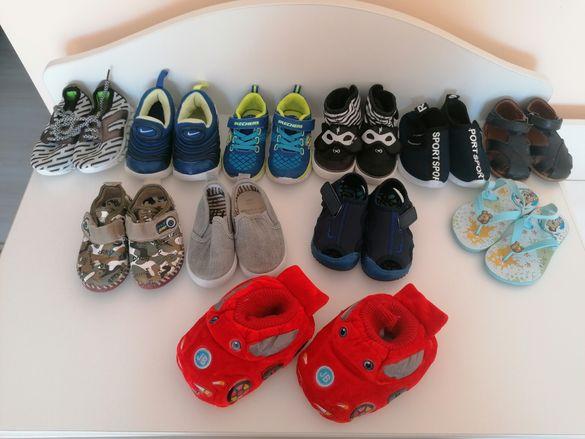 Обувки за момченце 22-23номер