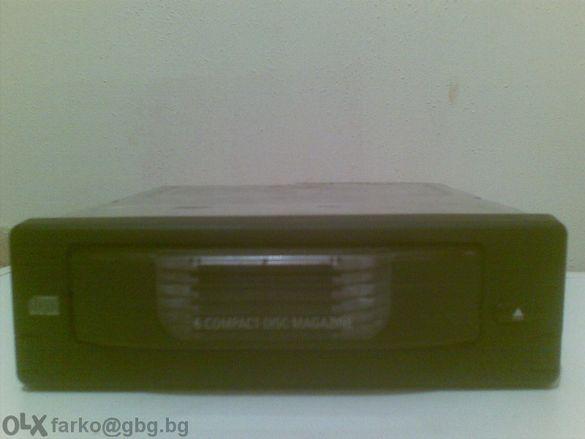 Цд - ченджар Алпина - 6 диска за Бмв - Е60 / Е61 / Е65 / Х5 и др. !!!