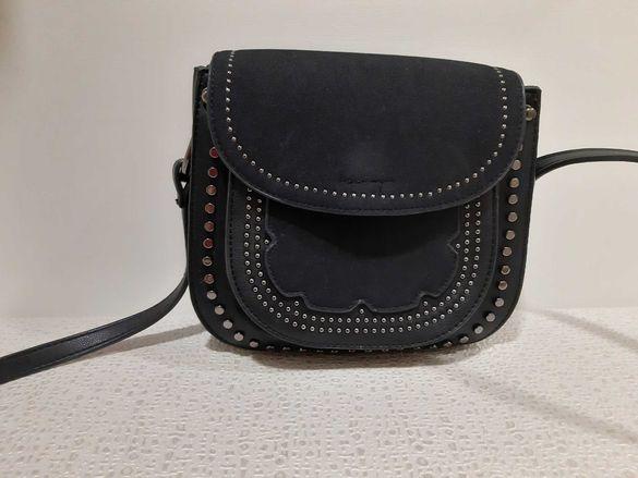 Дамска чанта с капси