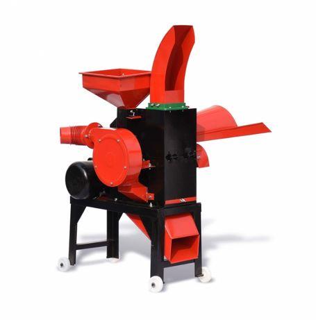 tocator de furaje cu moara ciocanele + turbina inclusa model 400-24