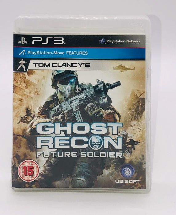 Tom Clancy's Ghost Recon Future Soldier ps3 playstation ps 3 Brasov - imagine 1