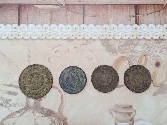 Монети от 2 и 5 стотинки